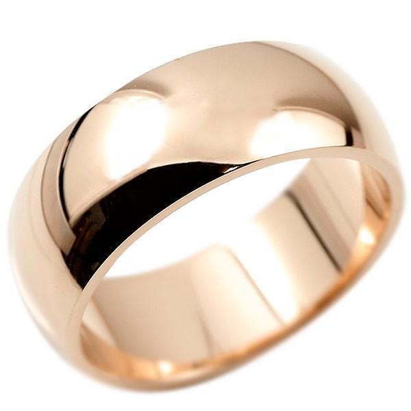 品質満点 リング メンズ 指輪 ピンクゴールドk18, グッドドッグスジャパン a7288245