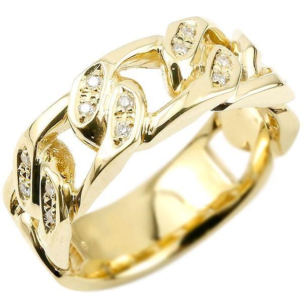 素晴らしい外見 リング メンズ 指輪 喜平 ダイヤモンド イエローゴールドk18 ダイヤ 18金, 勝沼町 baec34dc