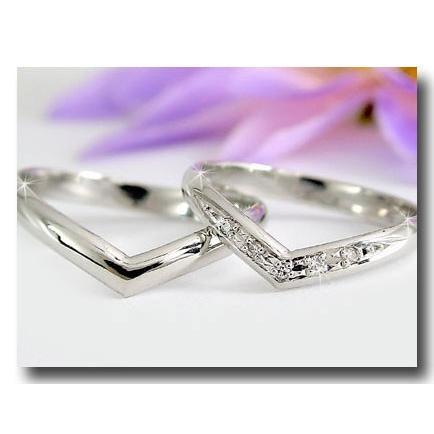 日本初の 結婚指輪 結婚指輪 メンズ ホワイトゴールドK18ダイヤモンド 18金ダイヤ, field cosme:ebe50b1a --- airmodconsu.dominiotemporario.com