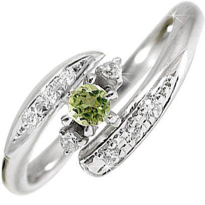 優れた品質 指輪 レディース リング ペリドット プラチナ ダイヤモンド ダイヤ, 最安値挑戦! 2280dc89