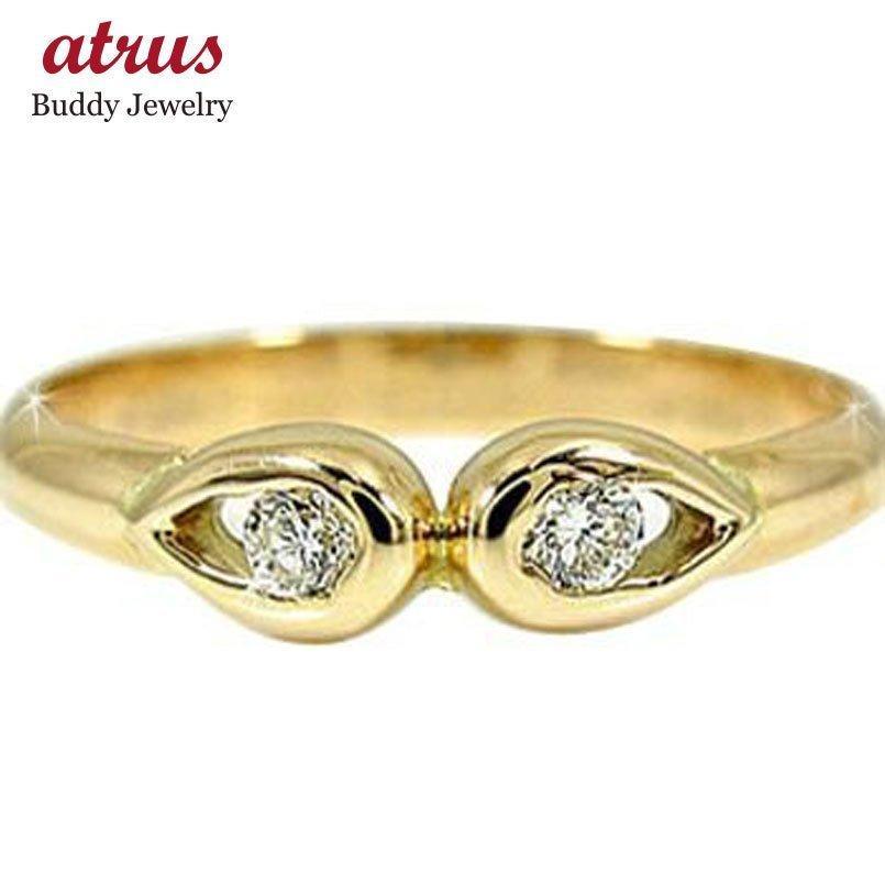 最新の激安 指輪 レディース リング ダイヤモンド イエローゴールドk10 ダイヤ, 津島町 01c30cea
