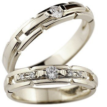 【爆売り!】 結婚指輪 レディース レディース 指輪 ホワイトゴールドK18ダイヤモンド ダイヤ 18金 18金 ダイヤ, 伊佐郡:958060cc --- airmodconsu.dominiotemporario.com