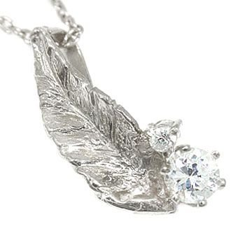 全日本送料無料 ネックレス メンズ ダイヤモンド ダイヤ ホワイトゴールドK18 0.11ct 18金ダイヤ, 訳あり商品 a229f287