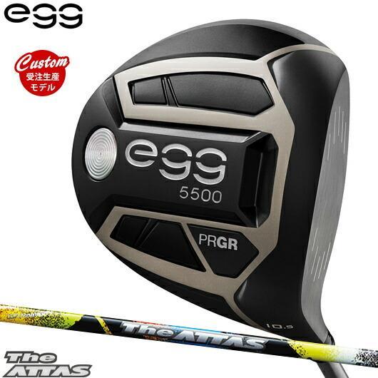 数量限定価格!! 【カスタム】プロギア NEW The egg 5500 ドライバー The egg ATTAS ドライバー シャフト装着仕様#PRGR#ニューエッグ5500DR#DR#ジアッタス#ATTAS10, 和心伝心:5c47efc3 --- airmodconsu.dominiotemporario.com