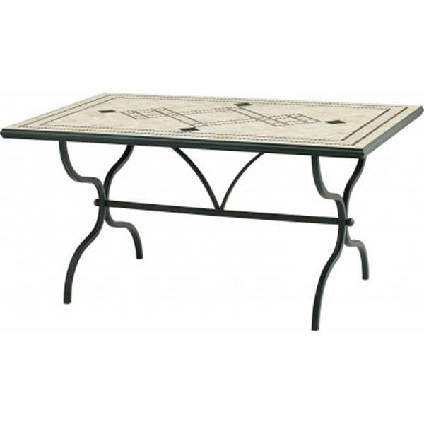 【送料無料】デルタ モザイクダイニングテーブル 770AXDT-5200 32981600【garden table】【ガーデンファニチャー ガーデニング ガーデンテーブル テーブル tbl】