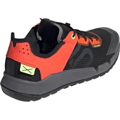 [adidas 5.10]アディダス ファイブテン バイクシューズ 5.10 TRAIL CROSS LT (EF7060) コアブラック/グレースリー/ソーラーレッド[取寄商品]|auc-aspo|02