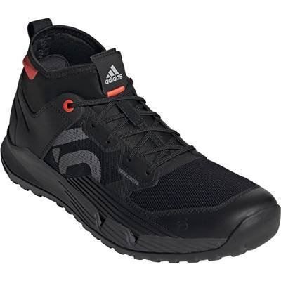 [adidas 5.10]アディダス ファイブテン バイクシューズ 5.10 TRAIL CROSS XT (FU7541) コアブラック/グレーフォー/ソーラーレッド[取寄商品]|auc-aspo
