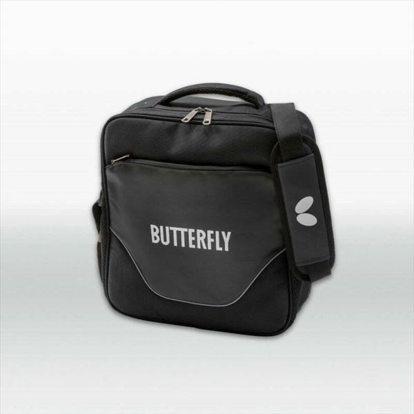 [Butterfly]バタフライ 卓球バッグ フォルドア・ショルダー (63130)(280) シルバー