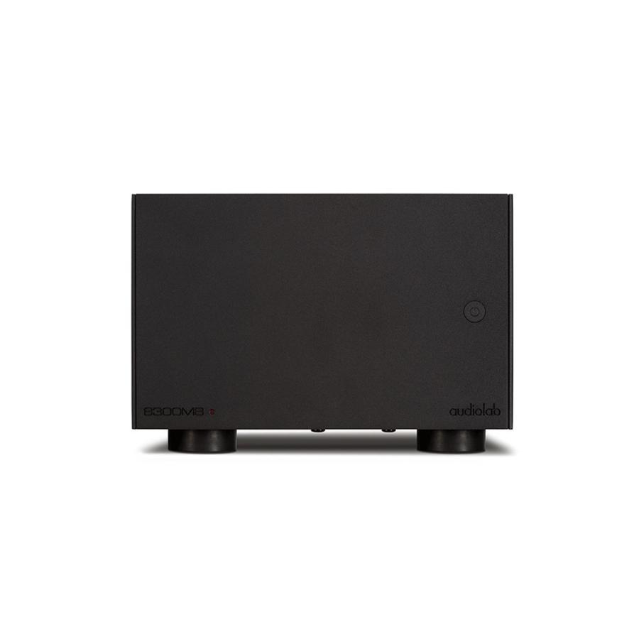 audiolab - 8300MB/ブラック(モノラルパワーアンプ・1台)【在庫有り即納】 audio-ippinkan