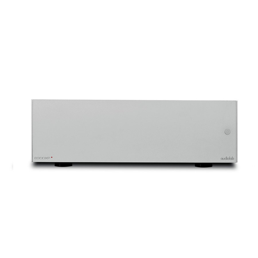 audiolab - 8300XP/シルバー(ステレオパワーアンプ)【在庫有り即納】|audio-ippinkan