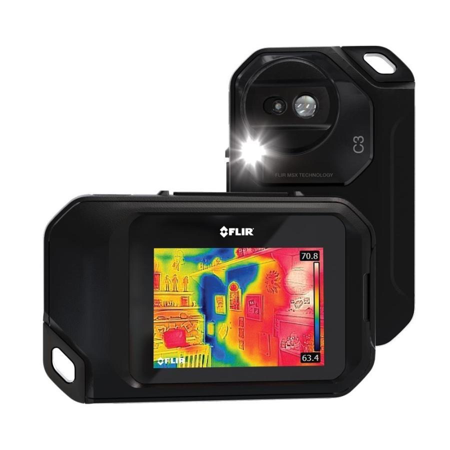 FLIR フリアーシステムズ C3 コンパクト サーモグラフィカメラ|直輸入品