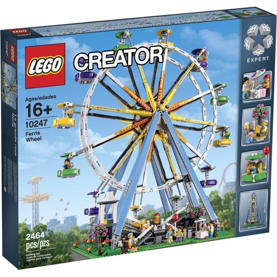 レゴ クリエイター LEGO Ferris Wheel 観覧車 10247