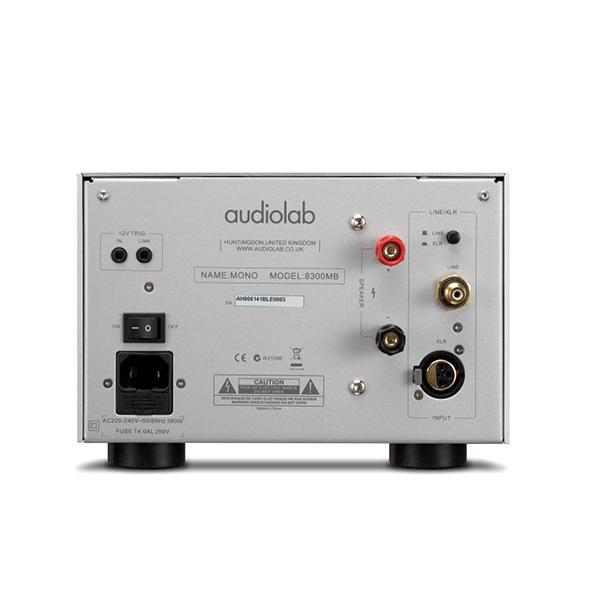 audiolab 8300MB モノラルパワーアンプ(1台) オーディオラボ 【075】|audioshop|02