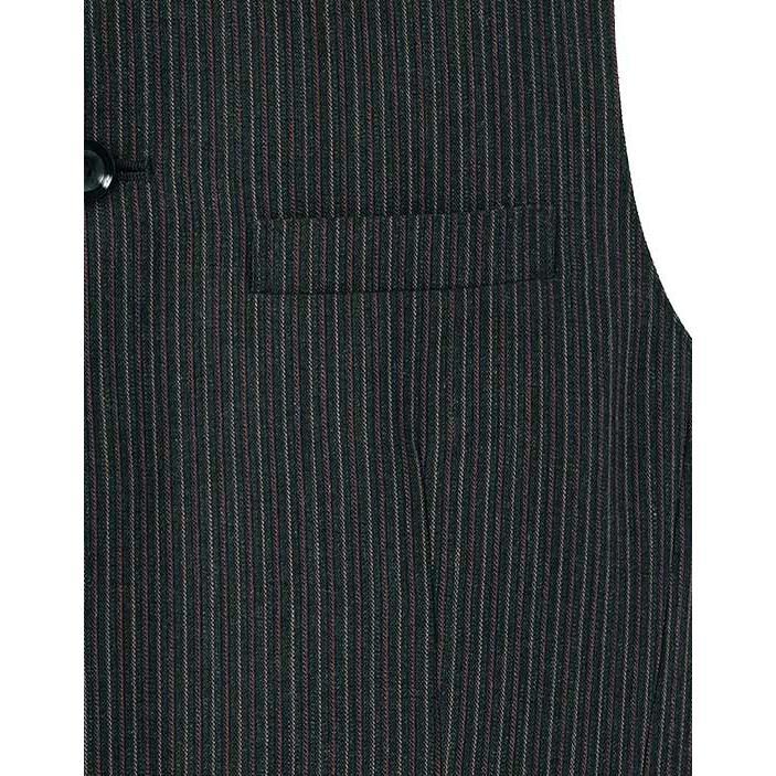 マオカラーベスト メンズ ホテル制服 ソムリエ ギャルソン コンシェルジュ レストラン フォーマルユニフォーム FV1011M|aupres-uniform|06