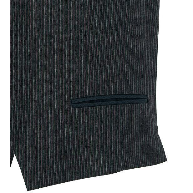 マオカラーベスト メンズ ホテル制服 ソムリエ ギャルソン コンシェルジュ レストラン フォーマルユニフォーム FV1011M|aupres-uniform|07
