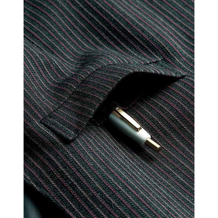 マオカラーベスト メンズ ホテル制服 ソムリエ ギャルソン コンシェルジュ レストラン フォーマルユニフォーム FV1011M|aupres-uniform|09