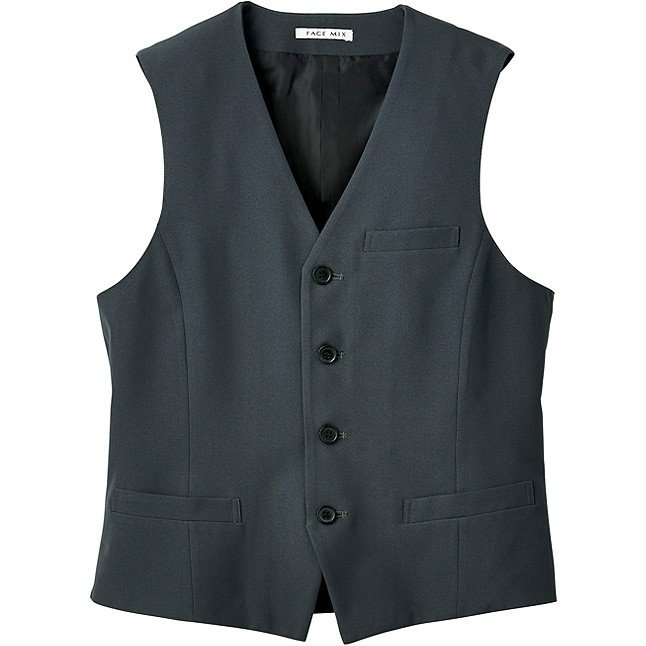 フォーマルベスト バーテンダーベスト 社交ダンス ホテル制服 コンシェルジュ フォーマルユニフォーム FV1700U|aupres-uniform|02