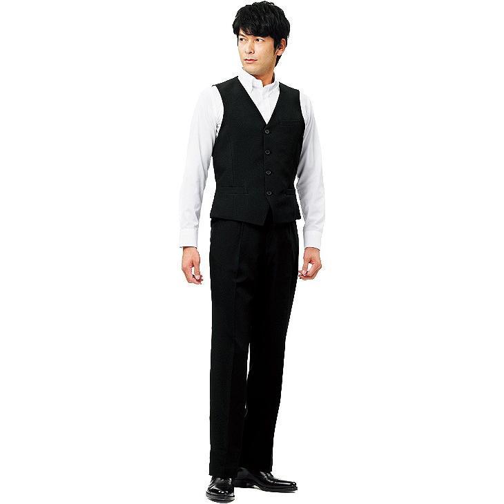 フォーマルベスト バーテンダーベスト 社交ダンス ホテル制服 コンシェルジュ フォーマルユニフォーム FV1700U|aupres-uniform|13