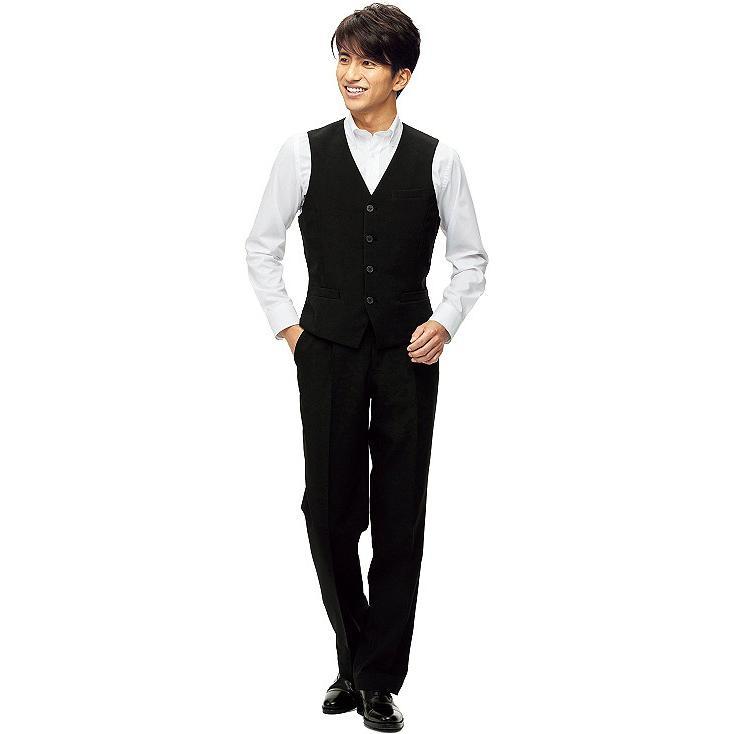 フォーマルベスト バーテンダーベスト 社交ダンス ホテル制服 コンシェルジュ フォーマルユニフォーム FV1700U|aupres-uniform|14