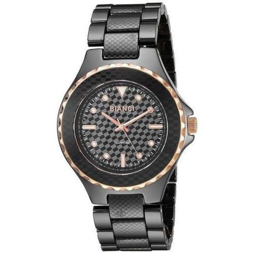 【名入れ無料】 腕時計 ロベルトビアンキ Black レディース Watch Roberto Bianci Women's Casaria Quartz Black Quartz Ceramic Watch RB2800, ビビトレク雑貨:0698cbf6 --- airmodconsu.dominiotemporario.com