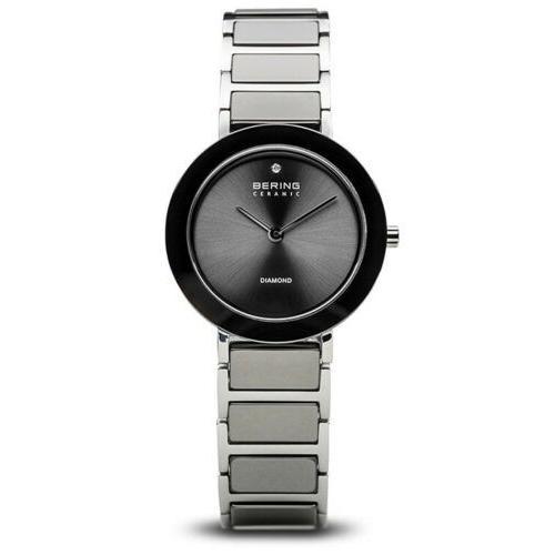 【激安大特価!】 腕時計 ベーリング レディース BERING Time Womens Charity Collection Stainless Steel Watch 11429- Charity2, 【在庫あり】 ff227c67