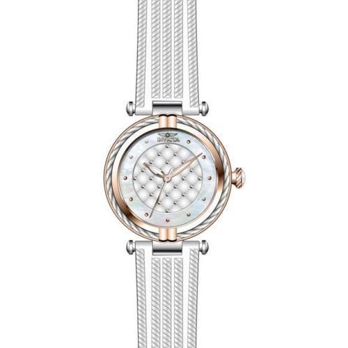 【即納&大特価】 腕時計 インヴィクタ Steel/White インビクタ レディース Invicta Women's Stainless Bolt Rose Gold Rose Stainless Steel/White Polyurethane Watch 28954, つえ子の素敵な杖屋さん:5f8093a8 --- airmodconsu.dominiotemporario.com