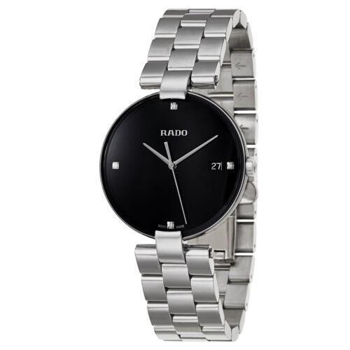 新品即決 腕時計 ラドー Quartz レディース Watch Rado Coupole L Women