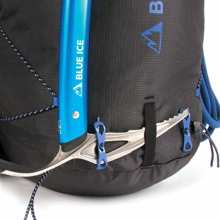 【ブルーアイス BLUEICE】 ドラゴンフライ2 18L (バックパック/ザック/リュック/クライミング/登山) auroralodge 12
