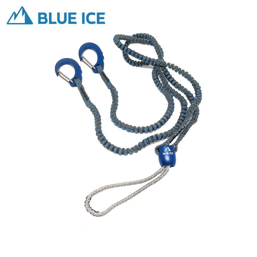 【ブルーアイス BLUEICE】 ハイドラ リーシュ (ピッケル用リーシュ)|auroralodge