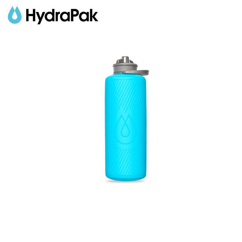 【ハイドラパック HydraPak】フラックスボトル 1L_マリブブルー (水筒/ウォーターボトル) auroralodge