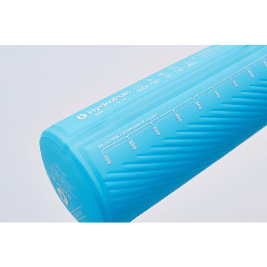 【ハイドラパック HydraPak】フラックスボトル 1L_マリブブルー (水筒/ウォーターボトル) auroralodge 07