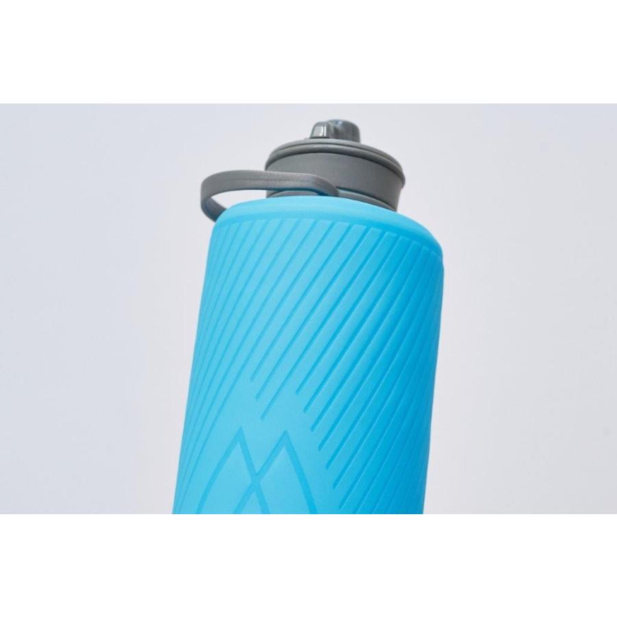 【ハイドラパック HydraPak】フラックスボトル 1L_マンモスグレー (水筒/ウォーターボトル)|auroralodge|08