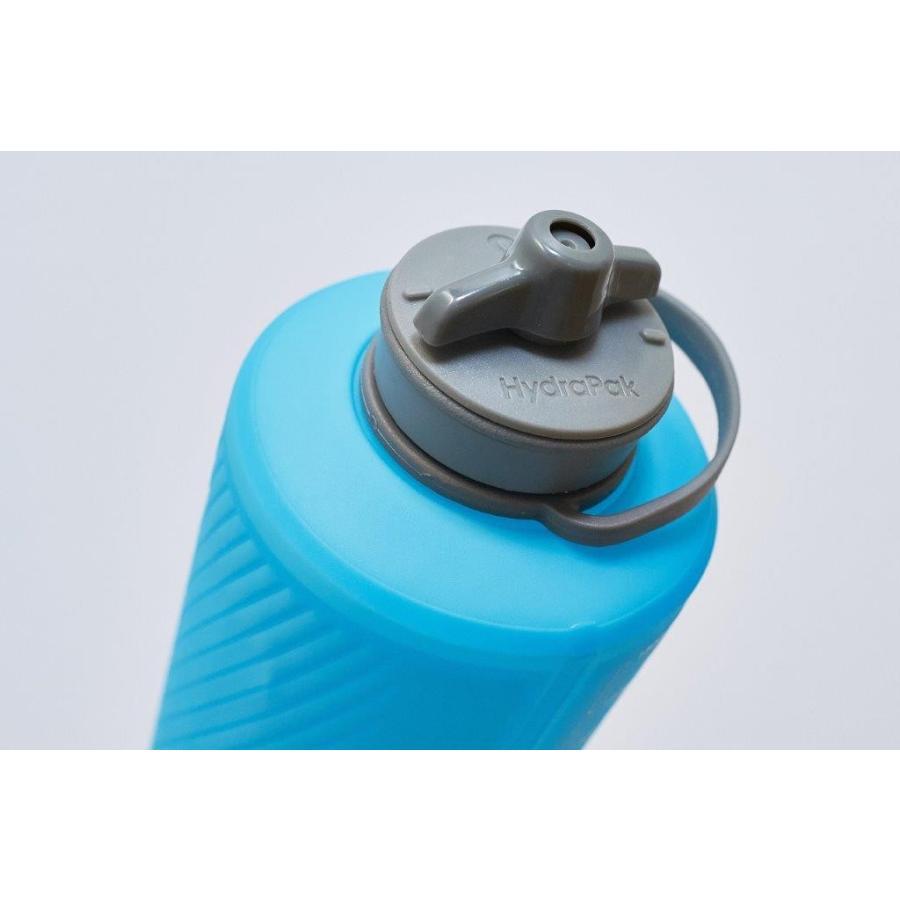 【ハイドラパック HydraPak】フラックスボトル 1.5L_マンモスグレー (水筒/ウォーターボトル)|auroralodge|06