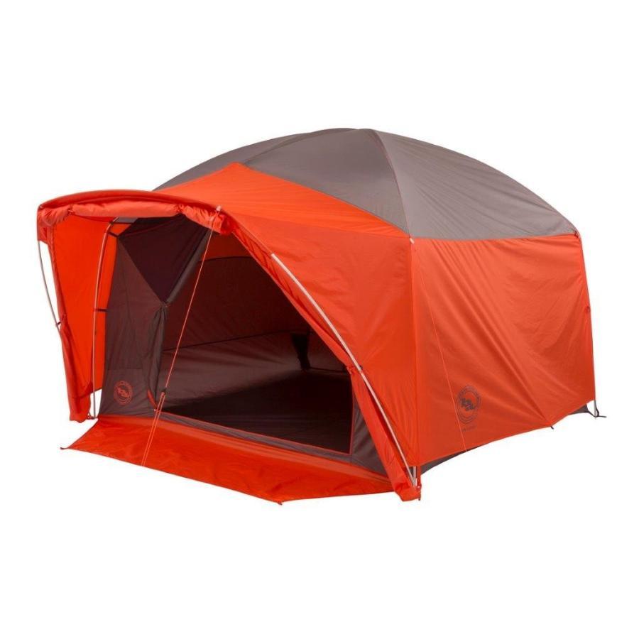 【ビッグアグネス Bigagnes】バンクハウス  6 (キャンプ/大型テント/簡単設営) auroralodge 09