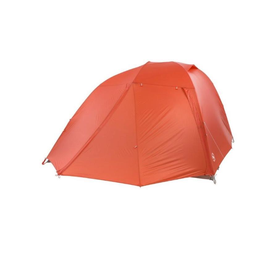 【ビッグアグネス Bigagnes】コッパースプール HV UL4_オレンジ (軽量テント/ウルトラライト/登山/ハイキング/トレッキング)|auroralodge