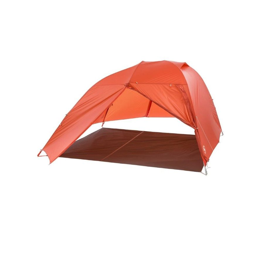 【ビッグアグネス Bigagnes】コッパースプール HV UL4_オレンジ (軽量テント/ウルトラライト/登山/ハイキング/トレッキング)|auroralodge|05