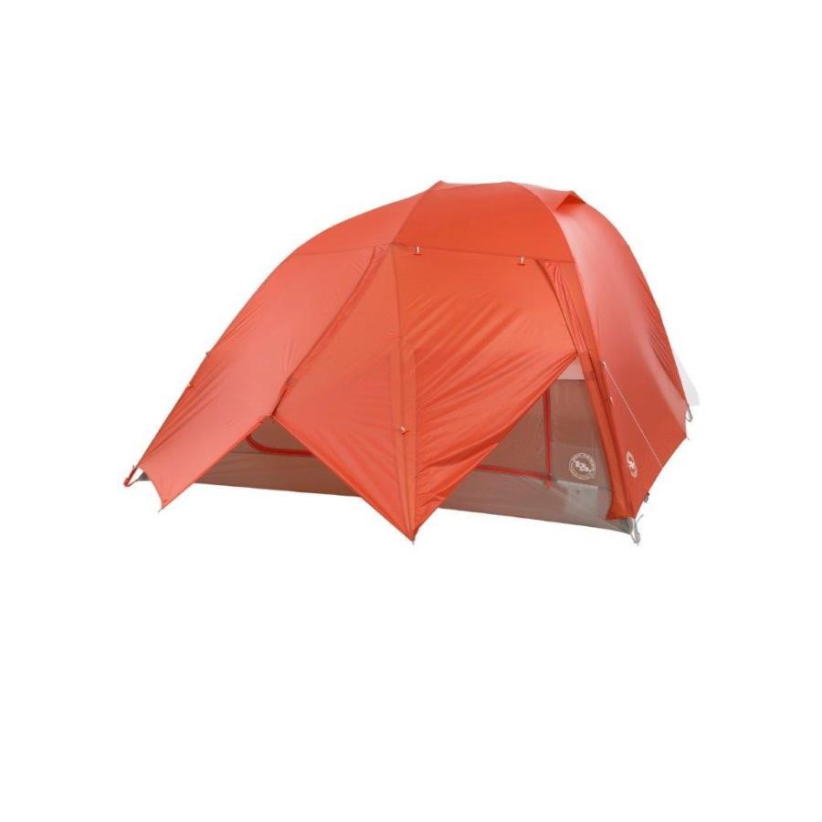 【ビッグアグネス Bigagnes】コッパースプール HV UL4_オレンジ (軽量テント/ウルトラライト/登山/ハイキング/トレッキング)|auroralodge|06