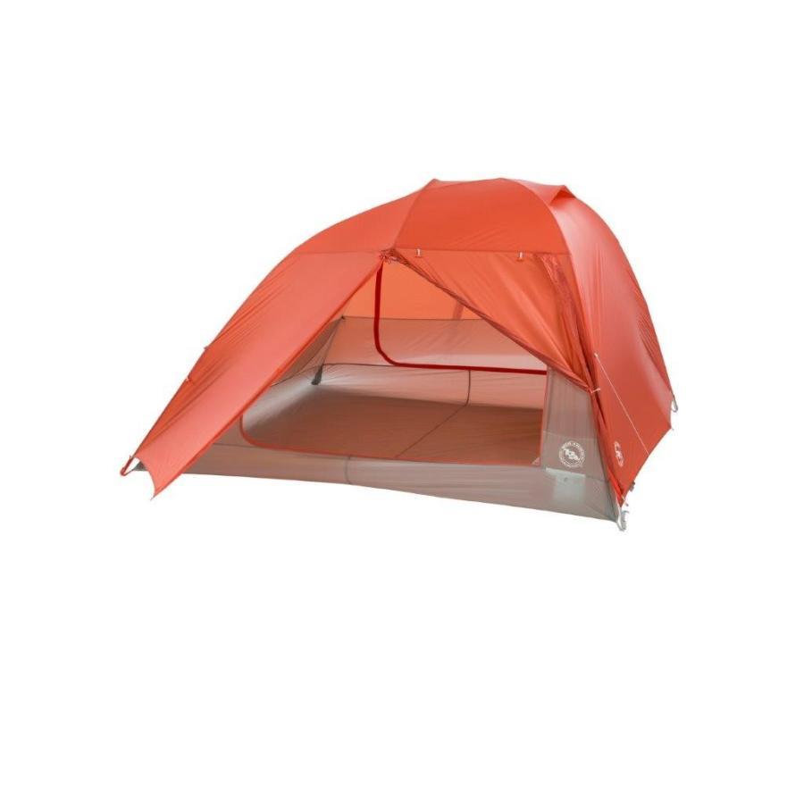 【ビッグアグネス Bigagnes】コッパースプール HV UL4_オレンジ (軽量テント/ウルトラライト/登山/ハイキング/トレッキング)|auroralodge|08