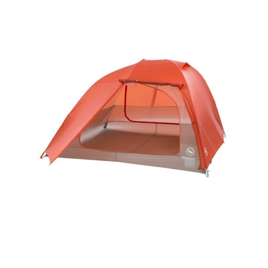 【ビッグアグネス Bigagnes】コッパースプール HV UL4_オレンジ (軽量テント/ウルトラライト/登山/ハイキング/トレッキング)|auroralodge|09
