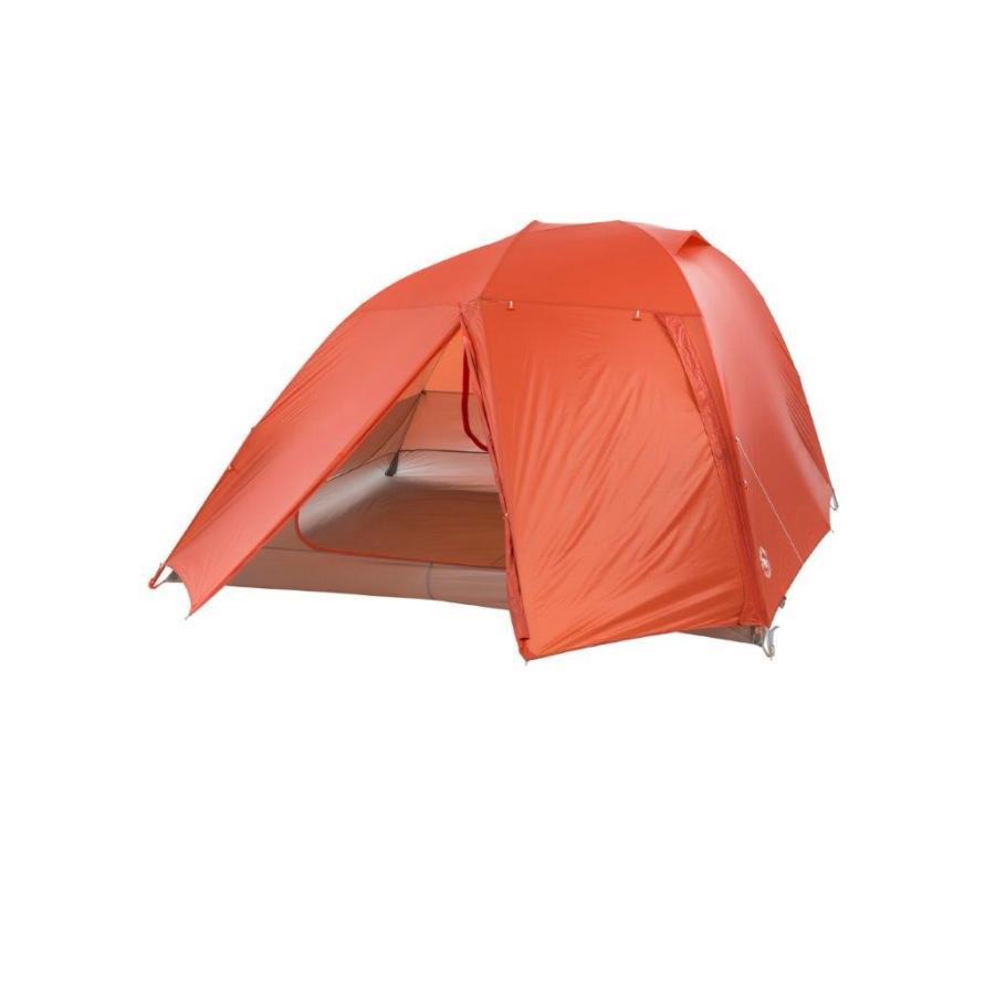 【ビッグアグネス Bigagnes】コッパースプール HV UL4_オレンジ (軽量テント/ウルトラライト/登山/ハイキング/トレッキング)|auroralodge|10