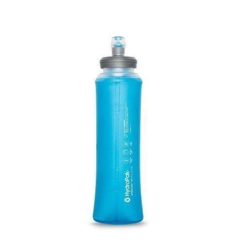 【ハイドラパック HydraPak】ウルトラフラスク 500ml_マリブブルー (ランニングボトル)|auroralodge|02