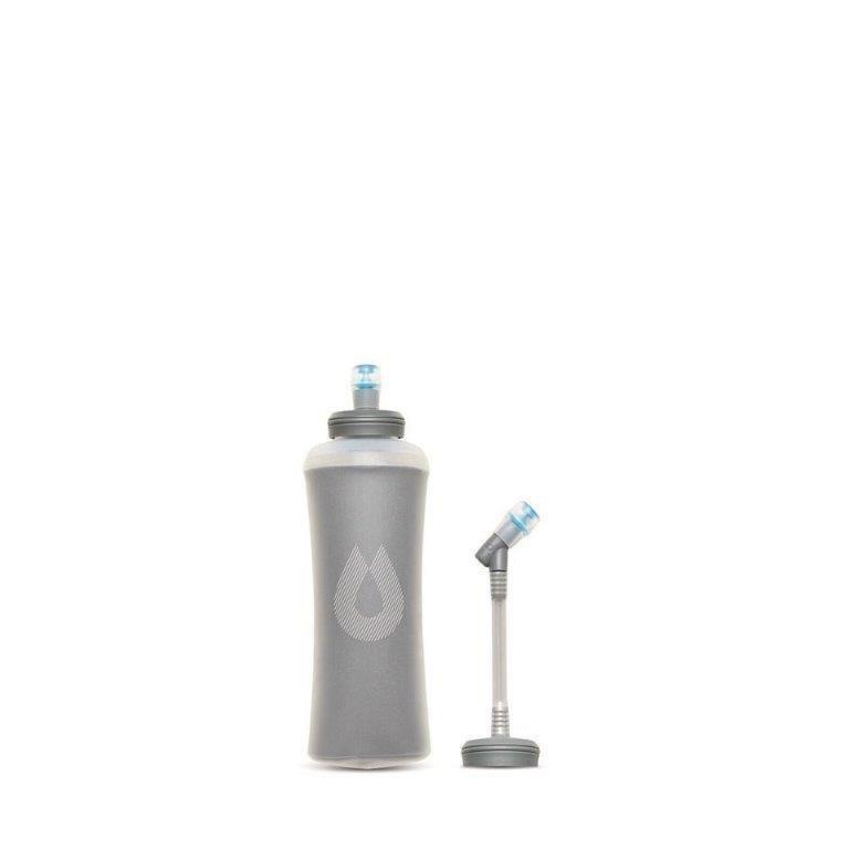 【ハイドラパック HydraPak】ウルトラフラスク IT 500ml_クリア (ランニングボトル) auroralodge 04