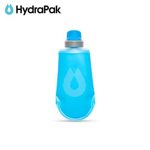 【ハイドラパック HydraPak】ソフトフラスク 150ml_マリブブルー (ランニングボトル)|auroralodge