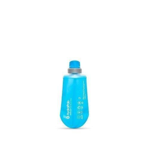 【ハイドラパック HydraPak】ソフトフラスク 150ml_マリブブルー (ランニングボトル)|auroralodge|02