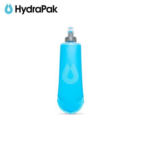 【ハイドラパック HydraPak】ソフトフラスク 250ml_マリブブルー (ランニングボトル)|auroralodge