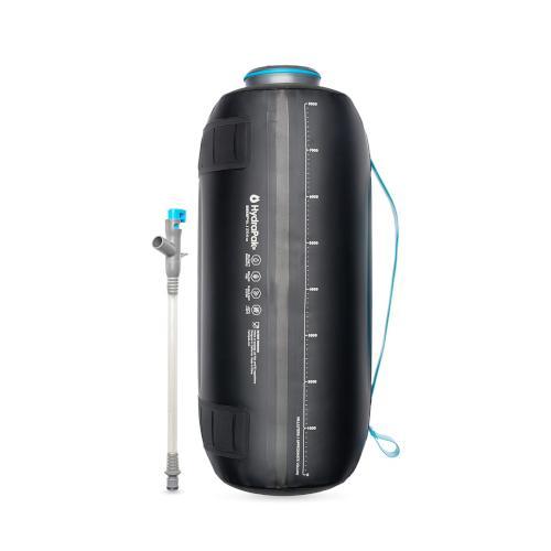 【ハイドラパック HydraPak】エクスペディション 8L_ブラック (水筒/ウォータータンク/リザーバー) auroralodge 03