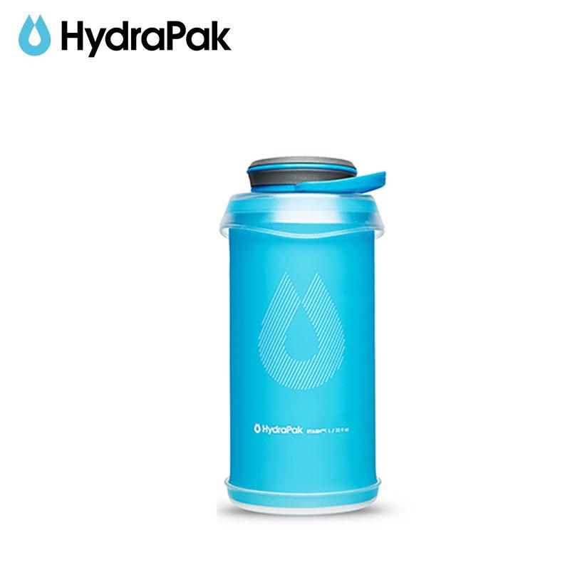 【ハイドラパック HydraPak】スタッシュボトル 1L_マリブブルー (水筒/ウォーターボトル) auroralodge