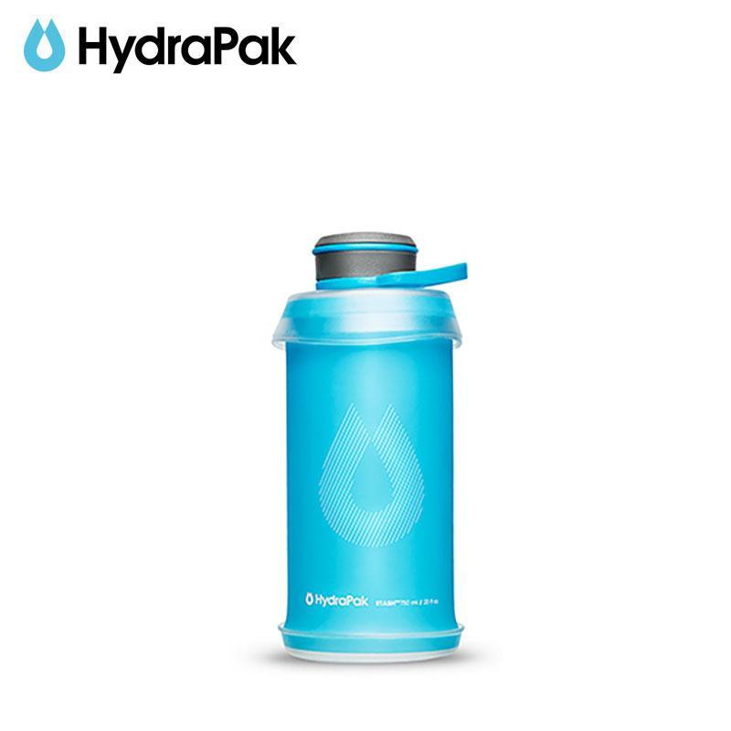 【ハイドラパック HydraPak】スタッシュボトル 750ml_マリブブルー (水筒/ウォーターボトル) auroralodge