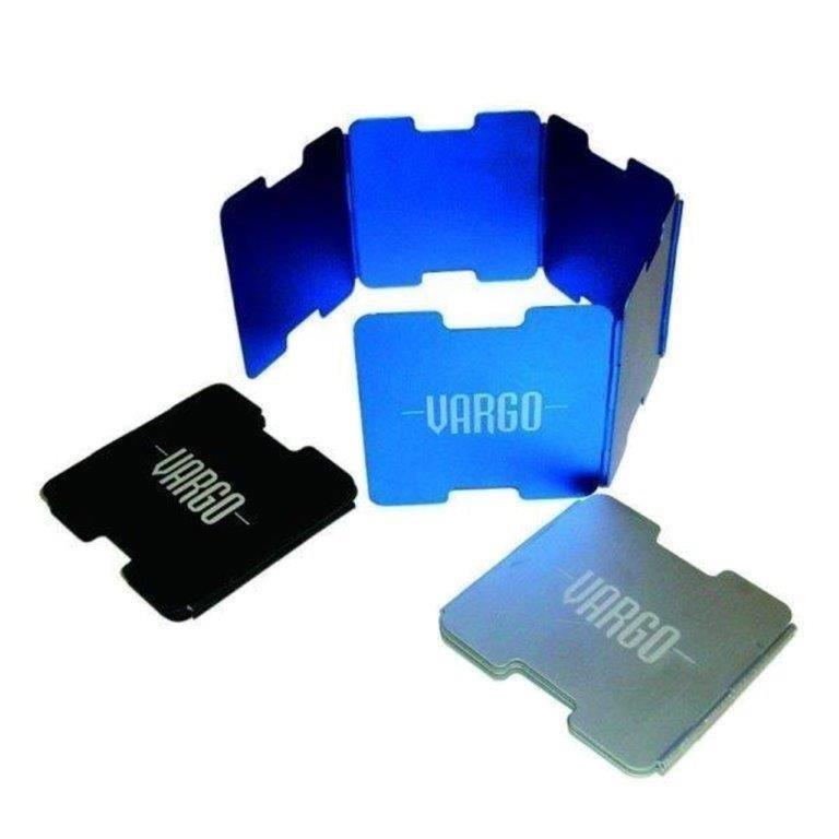 【バーゴ VARGO】アルミニウム ウインドスクリーン ブルー (風防/ウルトラライト/UL/軽量) auroralodge 02