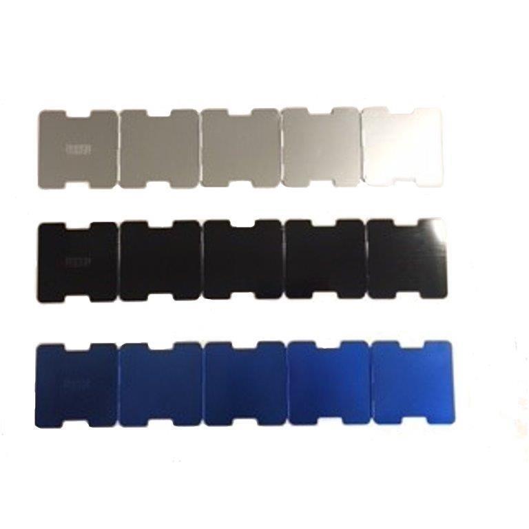 【バーゴ VARGO】アルミニウム ウインドスクリーン ブルー (風防/ウルトラライト/UL/軽量) auroralodge 04